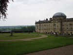An afternoon at castle Howard