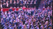 Olly's graduation in the Royal Albert Hall
