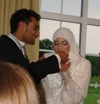 Imran and Selina's wedding