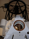 Observing at the NOT in La Palma