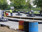 Karting for Neil's stag weekend