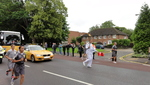 Olympic torch relay coming through Leicester